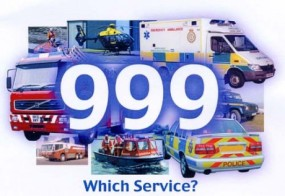 75 years of the 999 Emergency Service