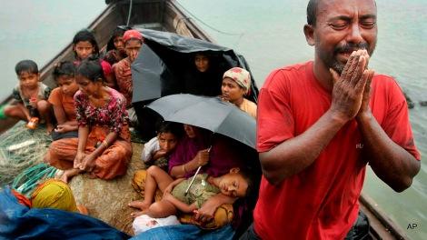 Amnesty: The Crisis of Rohingyarefugees